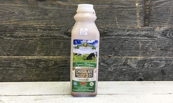 Organic Chocolate Milk