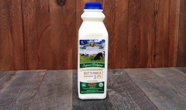 Organic Buttermilk