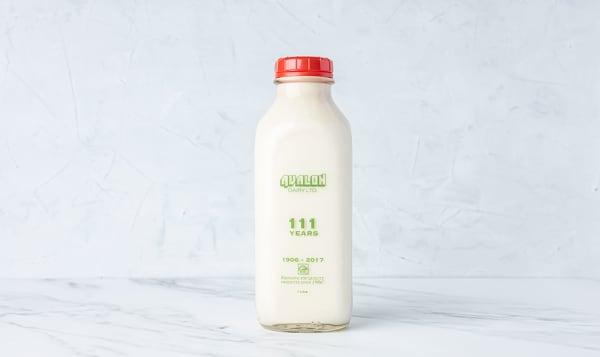 Organic Homo Milk
