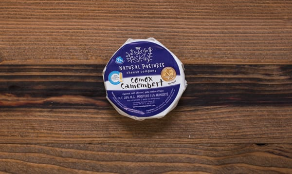 Comox Camembert