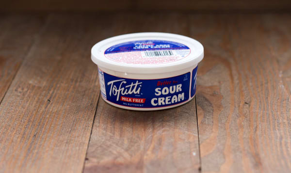 Better Than Sour Cream - Dairy-Free