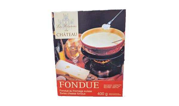 Du Chateau Fondue Cheese