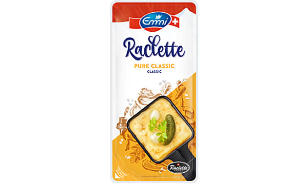 Sliced Rackette Classic Cheese
