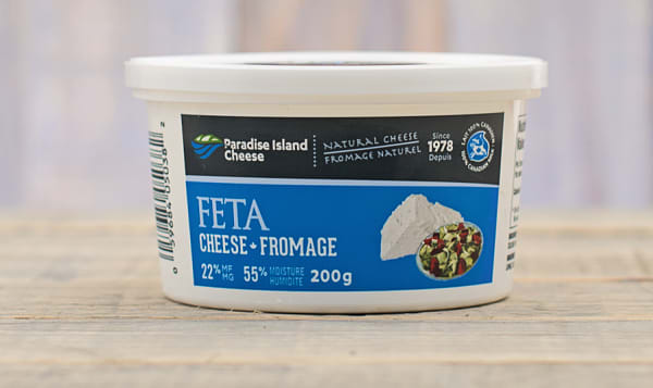 Canadian Cow's Milk Feta