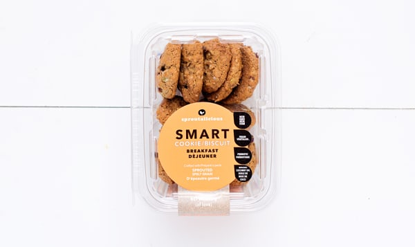 Smart Cookie - Breakfast Cookies