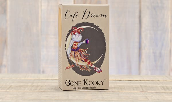 Café Dream Cookies