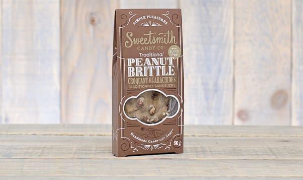 Peanut Brittle (Sugar Free)