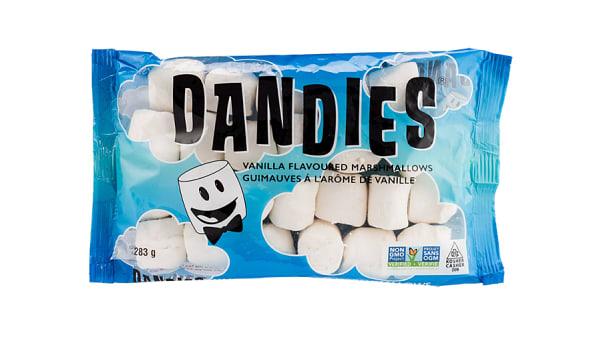 Marshmallows - Vanilla Flavour - Dairy & Gluten Free!