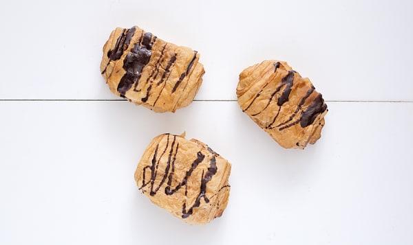 Pain au Chocolat Croissant