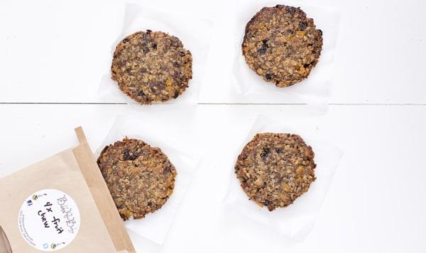 Fruit Chew Cookies