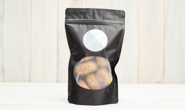Raisin Oatmeal Coconut Cookie Dough (Frozen)