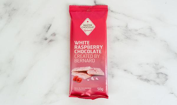 Organic White Raspberry Bar