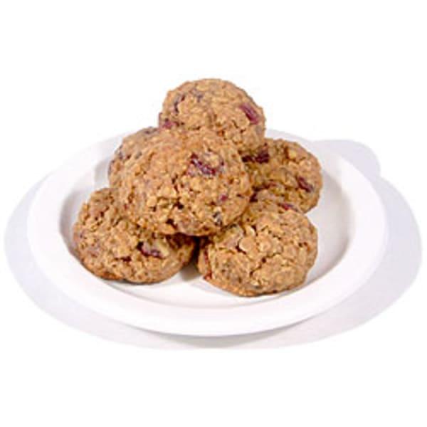 Cranberry Pecan Spice Cookies