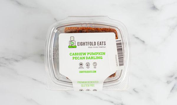 Cashew Butter Pumpkin Pecan Darling