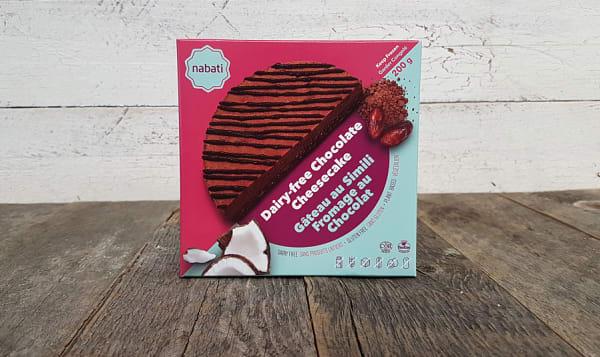 Dairy-Free Chocolate Cheesecake 4  (Frozen)