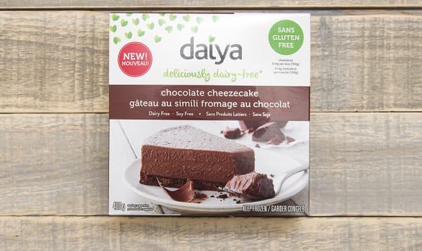 Chocolate Cheezecake (Frozen)