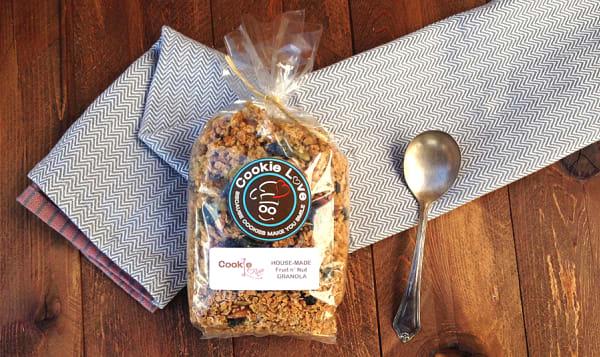 Fruit & Nut House Made Granola