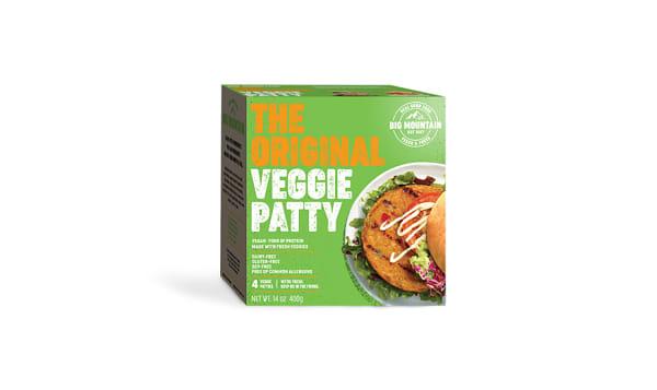 Mountain Veggie Burger