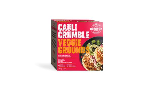Big Mountain Cauliflower Crumble