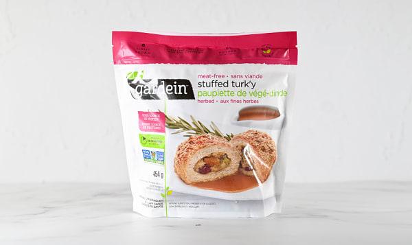 Savory Stuffed Turk'y (Frozen)