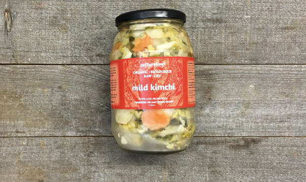Organic MILD Kimchi