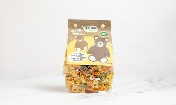 Organic Teddy Shape Pasta