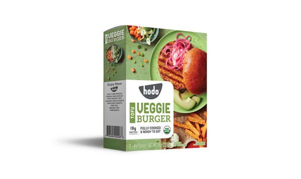 Organic Tofu Burgers