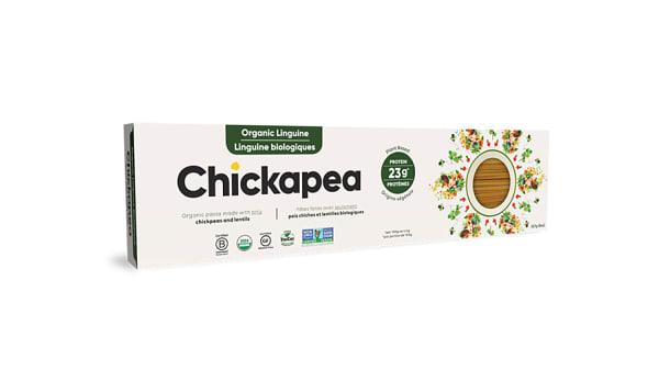 Organic Chickpea & Lentil Linguine