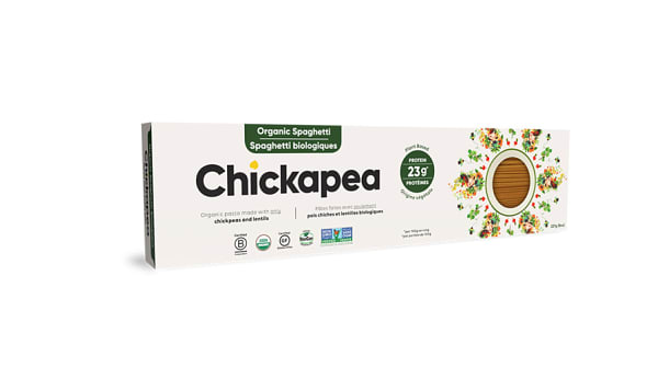 Organic Chickpea & Lentil Spaghetti