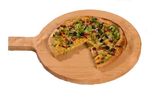 Cheese Pizza, Vegan, Gluten Free (Frozen)