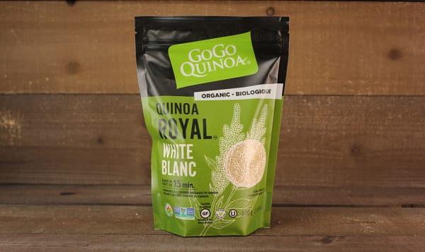 Organic Quinoa - White