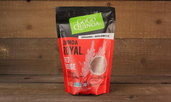 Organic Quinoa - Red
