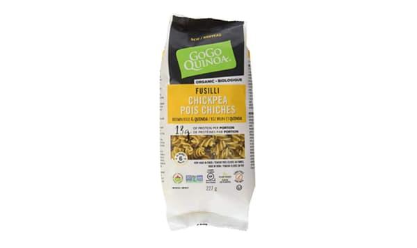 Organic Chickpea Fusilli
