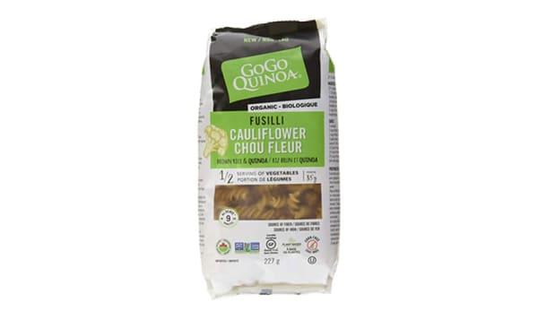 Organic Cauliflower Fusilli