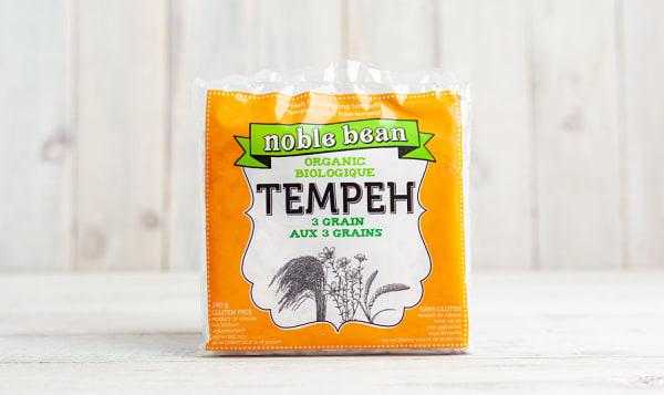 Organic Tempeh - 3 Grains (Frozen)