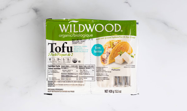 Organic Sprouted Firm Tofu - 2 Pack