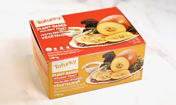 Tofurky Vegetarian Feast (Frozen)