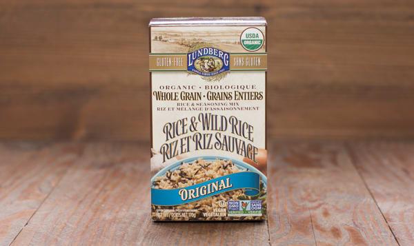 Organic Original Whole Grain & Wild Rice