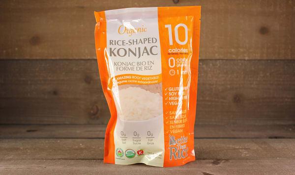 Organic Konjac Rice