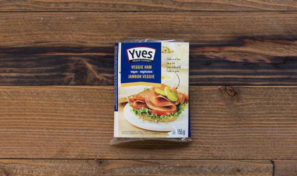 Veggie Ham Slices