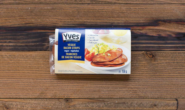 Veggie Bacon Strips