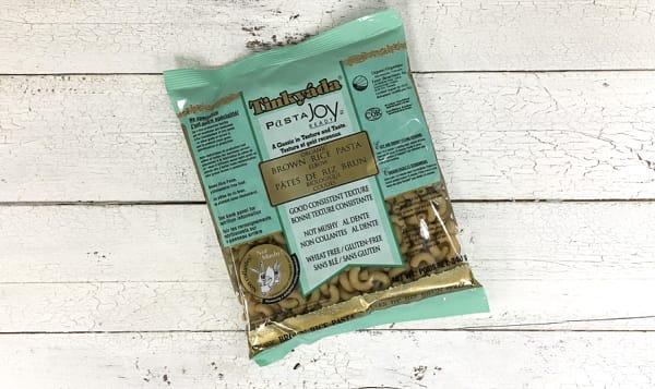 Organic Brown Rice Elbow Pasta