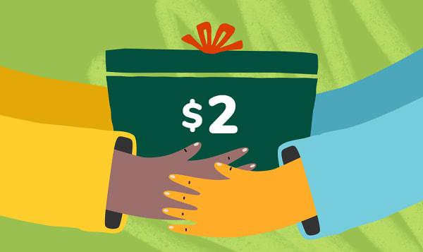 $2 Donation to Ocean Ambassadors