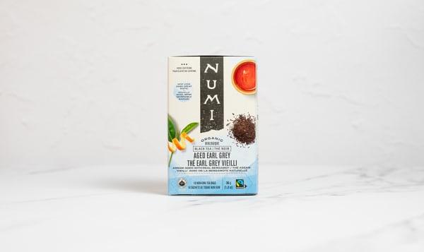 Organic Aged Earl Grey