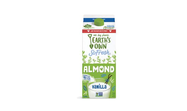 Fresh Almond Milk - Vanilla