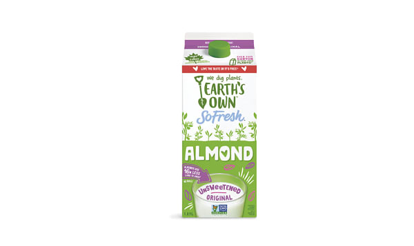 Fresh Almond Milk - Unsweetened