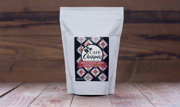Organic Dark Roast Coffee- Ground