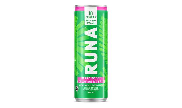 Organic Berry Clean Energy Drink
