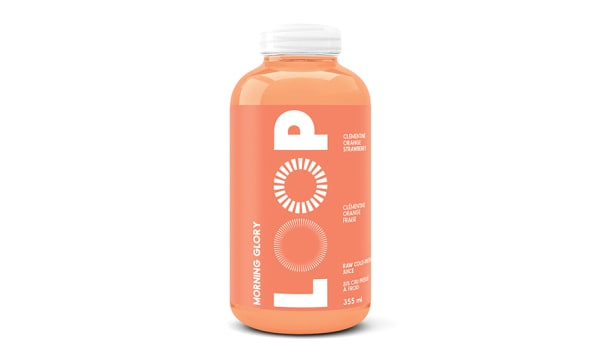 Morning Glory Raw Cold Pressed Juice