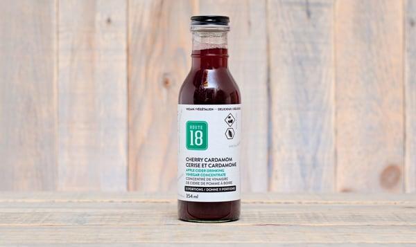 Apple Cider Vinegar - Cherry Cardamom